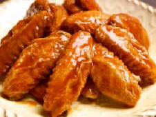 tasty chicken wings